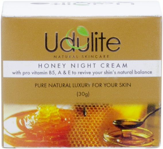 Honey Night Cream